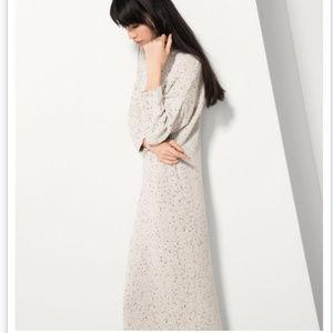NWT Massimo Dutti Knit Sweater Dress sz S